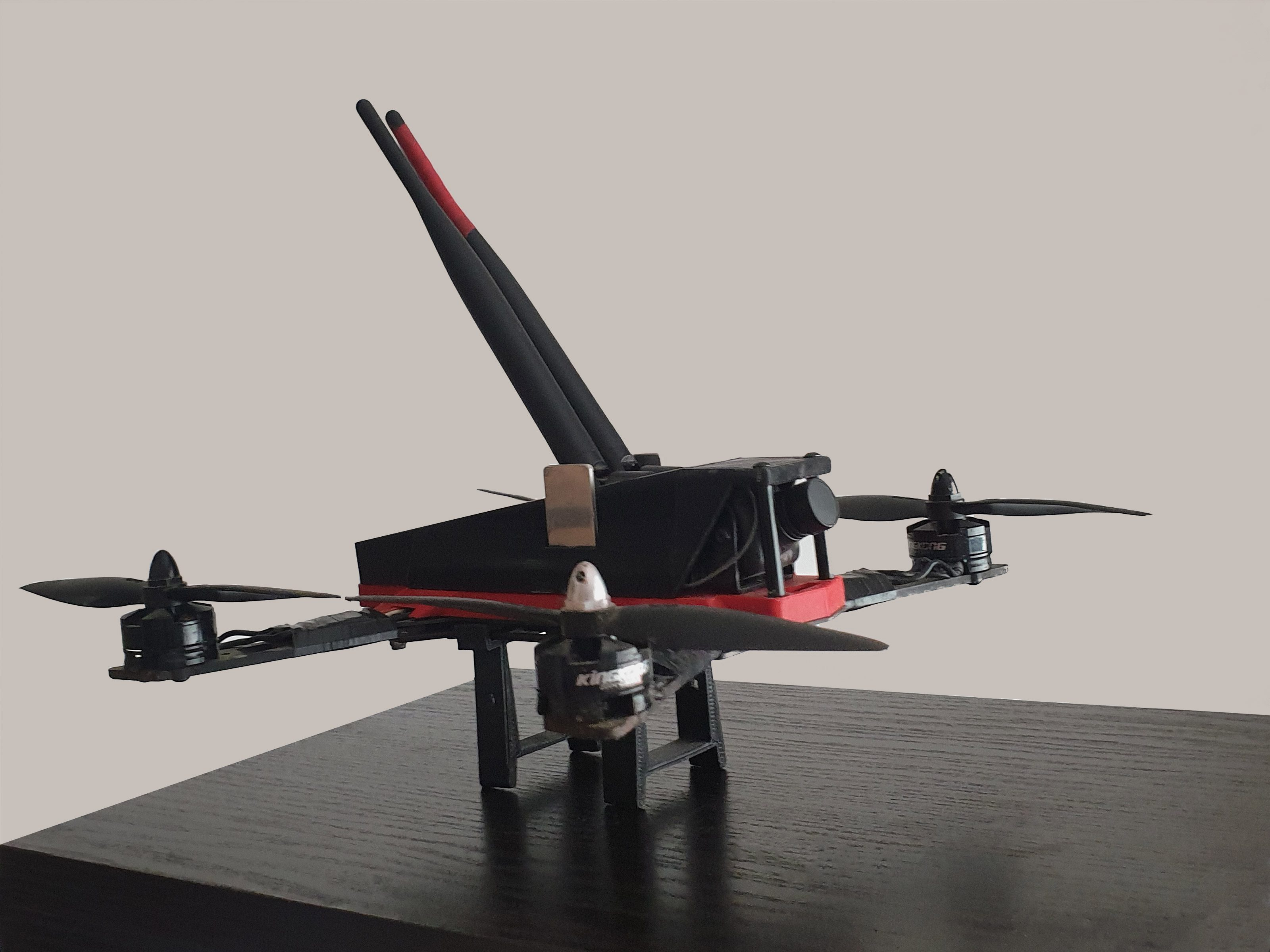 Drone - Final assembly