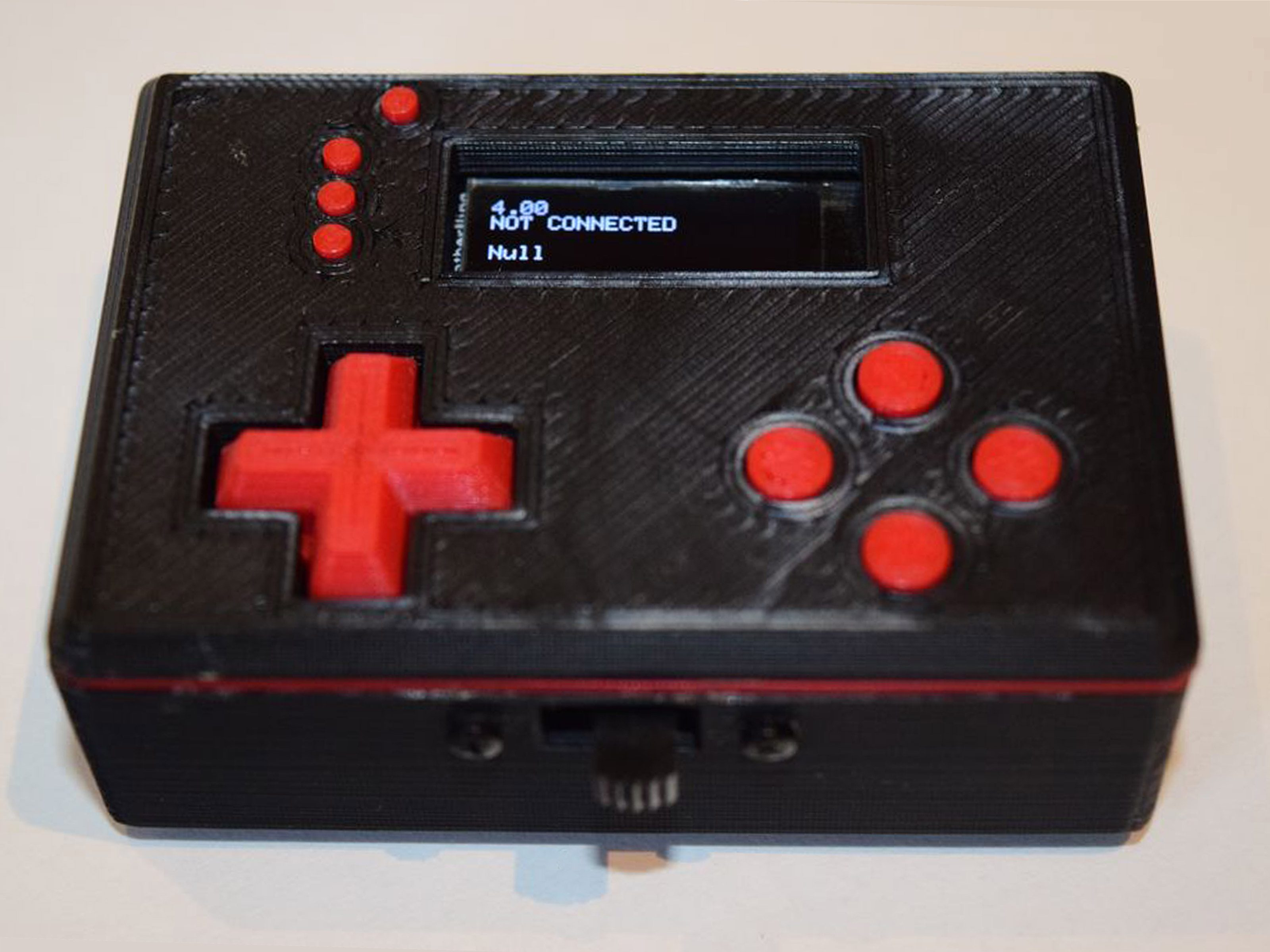 Nano gamepad