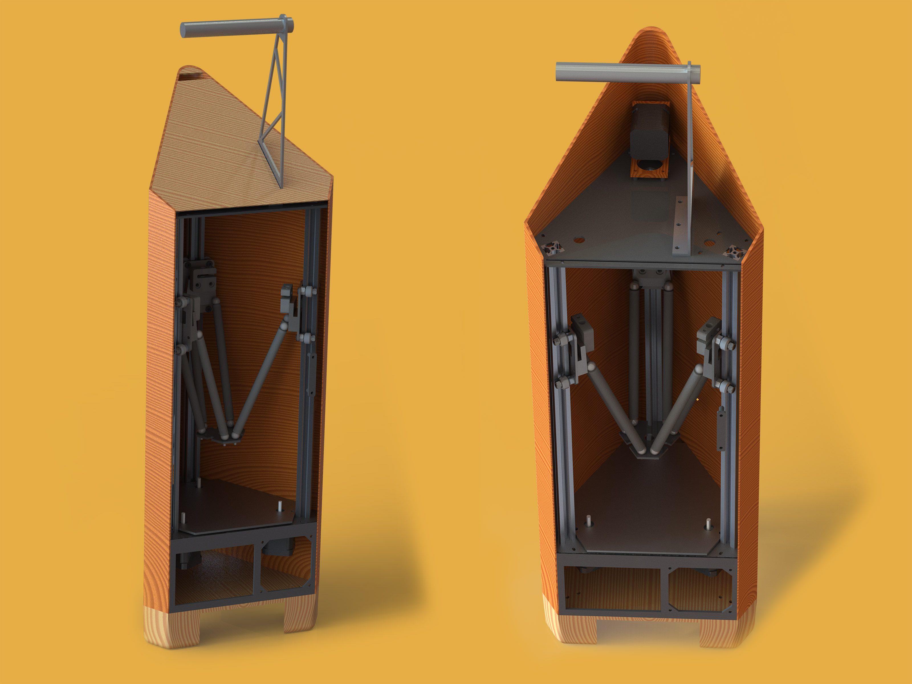 Final renders - Made in SW Visualise